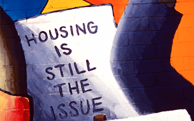 housing is still the issue